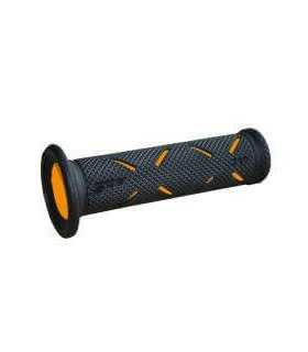 PROGRIP 717 DOUBLE DENSITY ROAD GRIPS BLACK/ORANGE