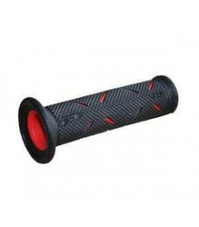 PROGRIP 717 DOUBLE DENSITY ROAD GRIPS BLACK/RED