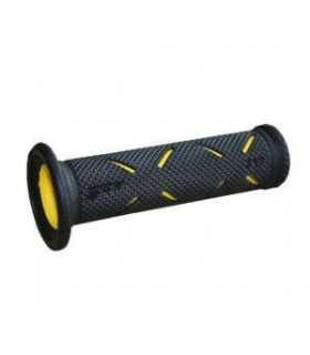 PROGRIP 717 DOUBLE DENSITY ROAD GRIPS NERO/GIALLO