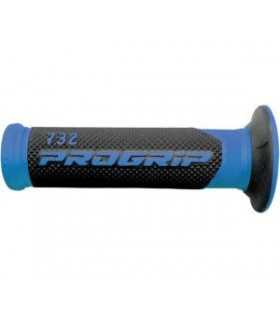 PROGRIP 732 DOUBLE DENSITY ROAD GRIPS NERO/BLU