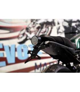 YAMAHA - evotech Portatarga regolabile Yamaha XSR700 2016-17