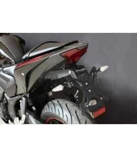 Evotech Portatarga regolabile Yamaha R3 15-16