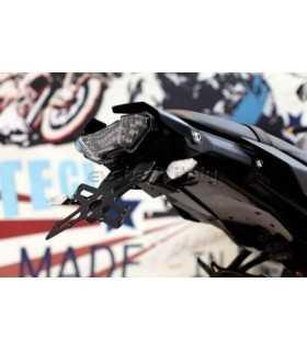 evotech Portatarga regolabile Yamaha MT-10 / FZ-10 2016-17 SBK_19120 EVOTECH YAMAHA
