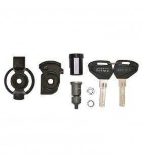 Givi Kit Unificazione Chiavi Security Lock Per 5 Valigie Sl105