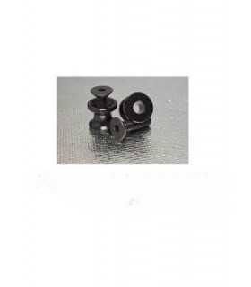 SPOOLS SUPPORT BLACK 8MM