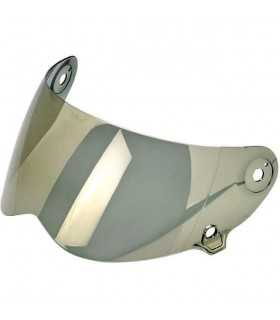 BILTWELL LANE SPLITTER GOLD MIRROR VISOR