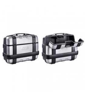 Givi Trk33pack2 Aluminium