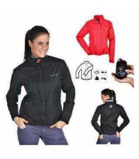 Rain Jacket Women Tucano Urbano Nano Rain Lady 761 black
