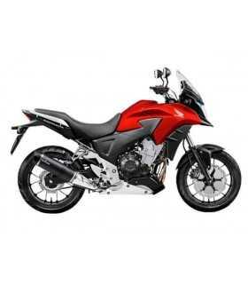 LEOVINCE Honda CB/CBR 400/500 F/X/R LVOne EVO Carbon CH - Endcap Carbon