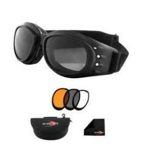 BOBSTER CRUISER 2 OCCHIALS WITH INTERCHANGEABLE LENSES