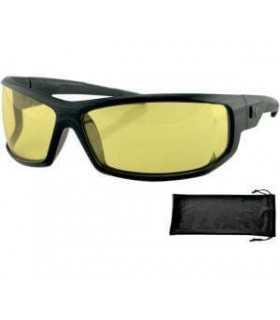 BOBSTER SUNGLASSES AXL Black/Yellow