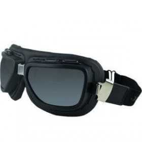 BOBSTER SINGLE PILOT SUNGLASSES WITH INTERCHANGEABLE LENS Black / Smoky