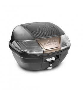 BAULETTI MOTO - Kappa Bauletto 40lt Sistema Monolock K400nt