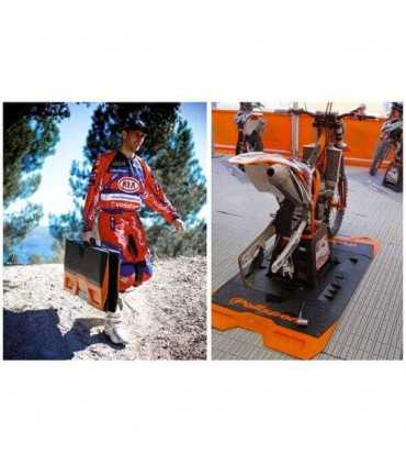 Polisport Mx Bike Mat orange