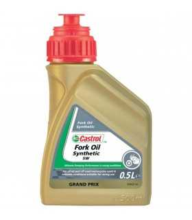 CASTROL FORK OIL SYNTHETIC SAE 5W 500 ML