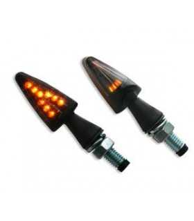 PAIRS LED SMOKE - LENS TURN SIGNAL APPROVED