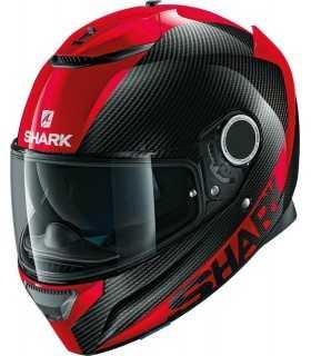 Casco Shark Spartan Carbon Skin 1.2 rosso