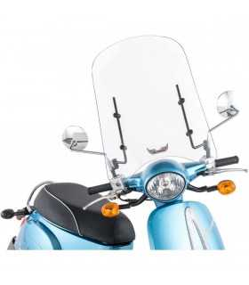 UNIVERSAL WINDSHIELD SCOOTER 40 MOUNTS MIRRORS
