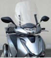 BULLSTER Wind shields HONDA 125 SH 2017 SMOKED GREY