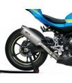 SPARK Exhaust Full inox collector for SUZUKI GSXR 1000 2017
