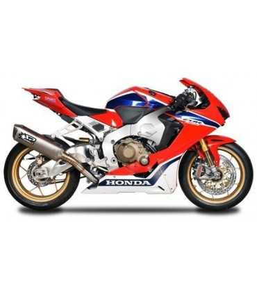 SPARK Exhaust Full TITANIUM collector for HONDA CBR 1000RR 2017