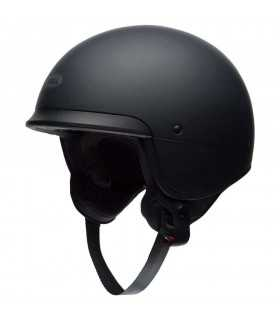 Bell Casco Jet Scout Air nero opaco