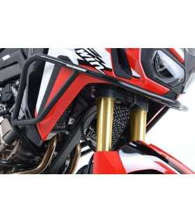 R&G RACING Black Upper Adventure Bars Honda CRF1000L Africa Twin SBK_22950 R&G RACING Honda