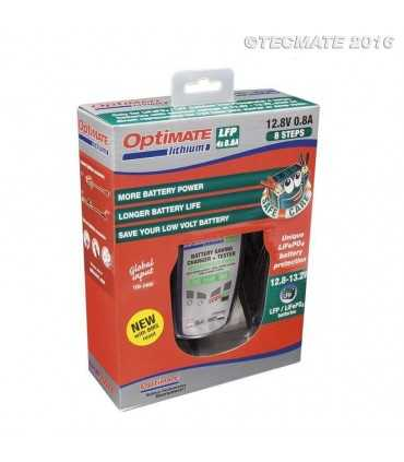 Caricabatterie Optimate litio