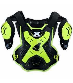 Ufo Pettorina X-concept Con Spalle giallo SBK_25265 UFO Protezioni Motocross