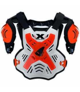 Ufo Pettorina X-concept Con Spalle rosso SBK_25266 UFO Protezioni Motocross
