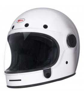 Bell Bullitt Dlx Solid bianco SBK_25633 BELL CASCHI INTEGRALI