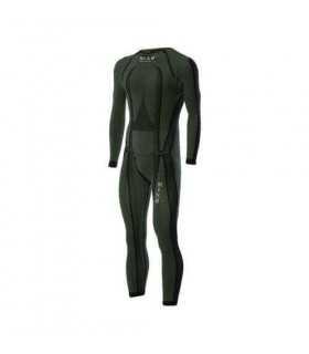 Six2 Sottotuta Integrale Carbon Underwear Stx 4stagioni verde SBK_25948 SIX2 SOTTOTUTA MOTO