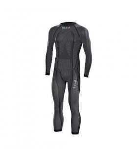 Six2 Sottotuta Integrale Carbon Underwear Stx 4 stagioni nero