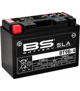 BS BT9B-4 SLA BATTERIA SBK_26029 BS BATTERY BATTERIE MOTO