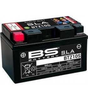 BS BTZ10S SLA BATTERIA SBK_26030 BS BATTERY BATTERIE MOTO
