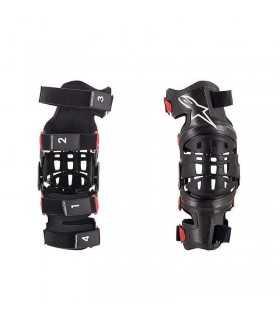 Ginocchiera Alpinestars Bionic-10 Carbon Destra SBK_26115 ALPINESTARS GINOCCHIERE