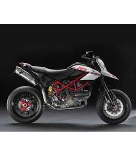 Ducati HYPERMOTARD EVO (2010-12) Power Commander V SBK_16537 DYNOJET DUCATI
