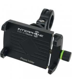 Telefonhalter Interphone Aluminium Krabbe