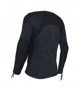 KNOX URBANE PRO ARMOURED SHIRT BLACK SBK_27092 KNOXPROTECTION ROUTE