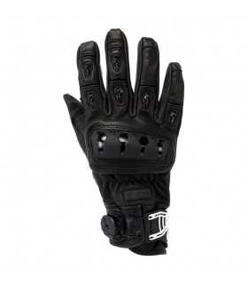 KNOX ORSA LEATHER MKII GLOVES BLACK