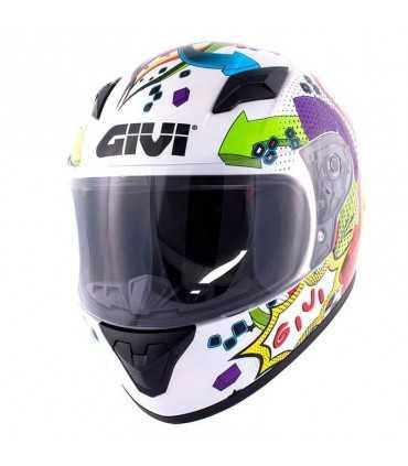 Givi Junior 4 Kid Helmet white
