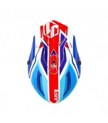 Just-1 J38 Blade Blu Rosso Bianco