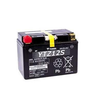 YUASA YTZ12S 12V 150 MM X 87 MM X 110 MM