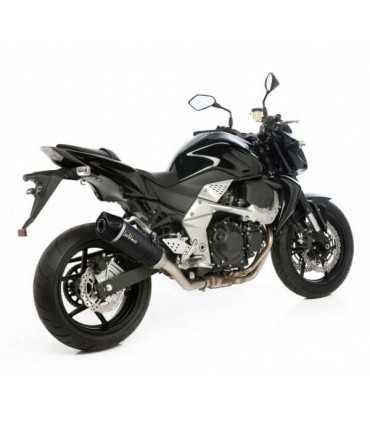 Leovince Kawasaki Z 750/R 07-14 LV ONE EVO Carbon CH+KAT - Endcap Carbon