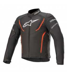 Alpinestars T-jaws V3 waterproof black red