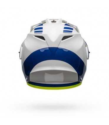 Bell Mx-9 Adventure Mips Dash Blu