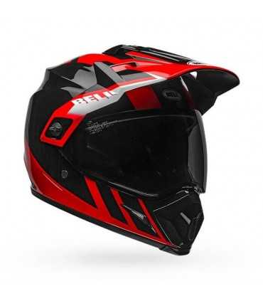 Bell Mx-9 Adventure Mips Dash Rosso