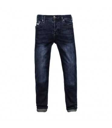 JOHN DOE ORIGINAL DARK BLUE JEANS LUNGHEZZA 32