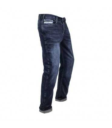 JOHN DOE ORIGINAL DARK BLUE JEANS LUNGHEZZA 36