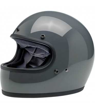 BILTWELL GRINGO DARK GREY